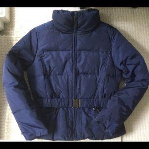 Zara Down puffer winter ski jacket XL